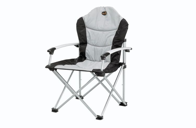 Krzesło Easy Camp Camp Chair Deluxe Grey