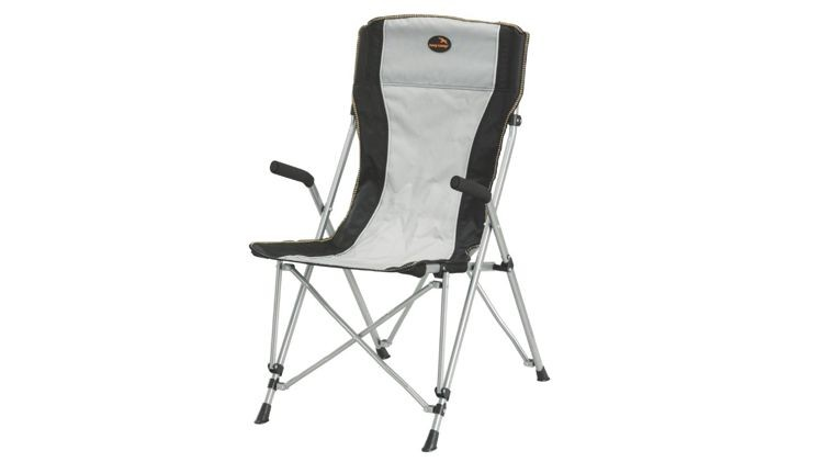 Krzesło Easy Camp Cross Chair Grey