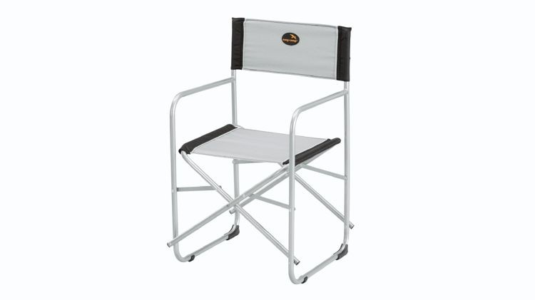 Krzesło Easy Camp Director Chair Grey