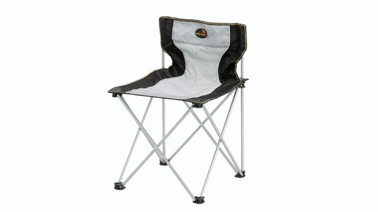 Krzesło Easy Camp Folding Chair Deluxe Grey