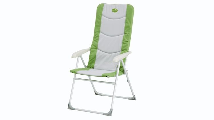 Krzesło Easy Camp Regor High Back Chair Green/Grey