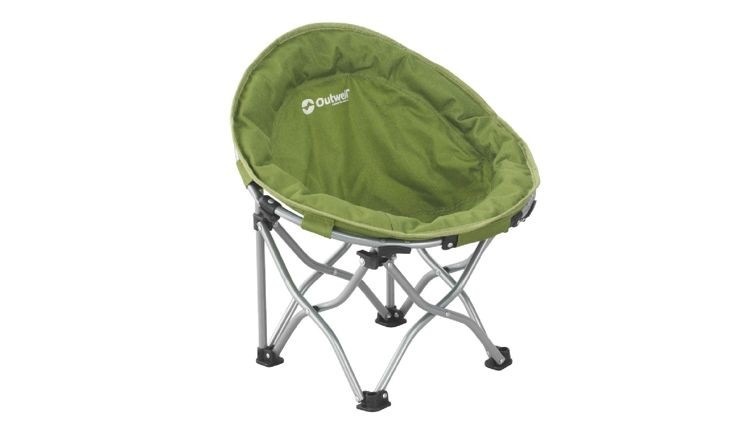 Krzesło turystyczne Outwell Comfort Chair Jr. Piquant Green