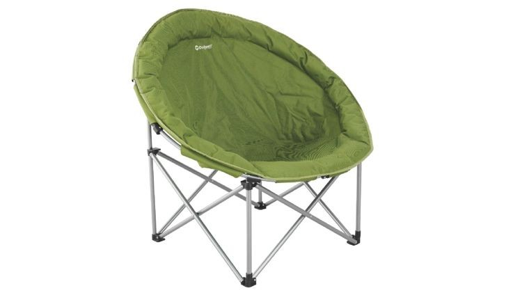 Krzesło turystyczne Outwell Comfort Chair XL Piquant Green