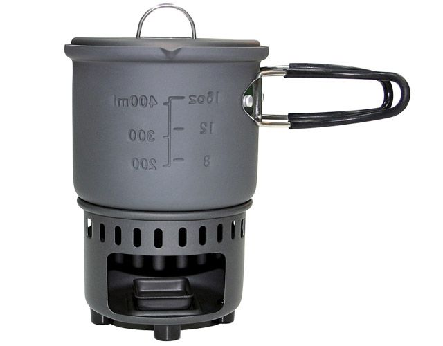 Kuchenka Esbit solid fuel cookset