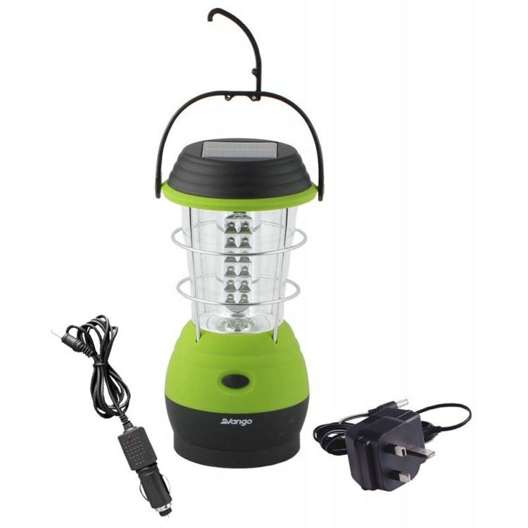 Lampa Vango Galaxy Eco Rechargeable 60 herbal