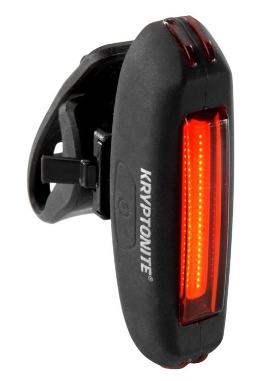 Lampa rowerowa tylna Kryptonite Avenue R-20 COB LED