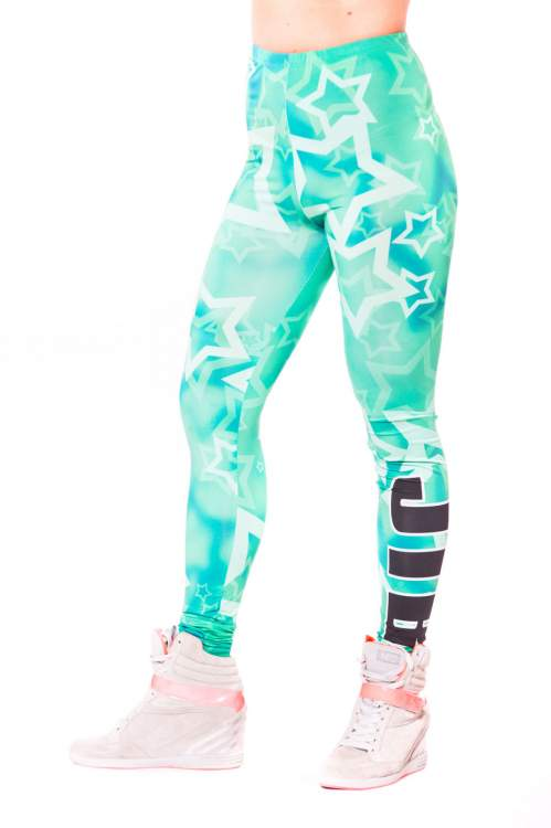 Leggins Green JTB