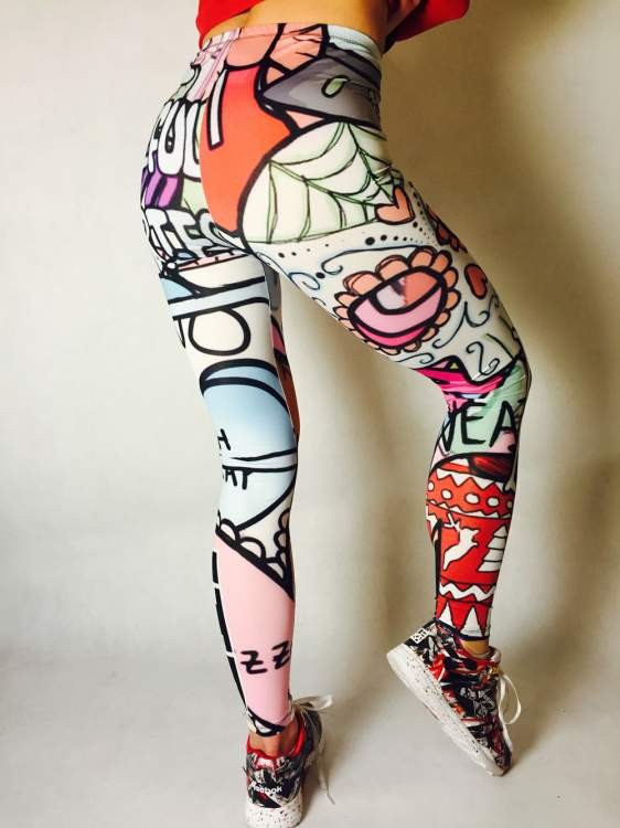 Leggins Pencil JTB