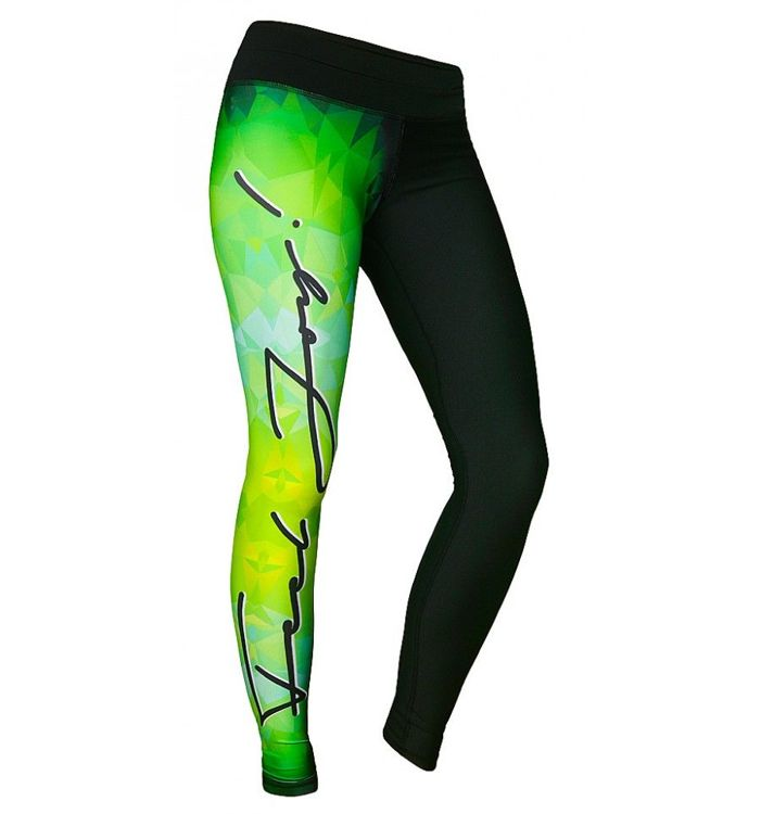 Legginsy Feel J Green Power