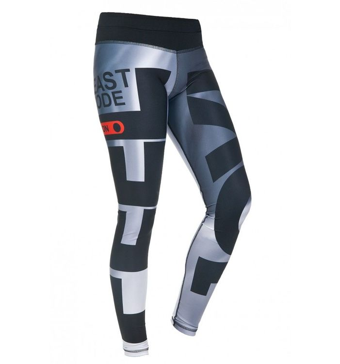 Legginsy Feel J Logo