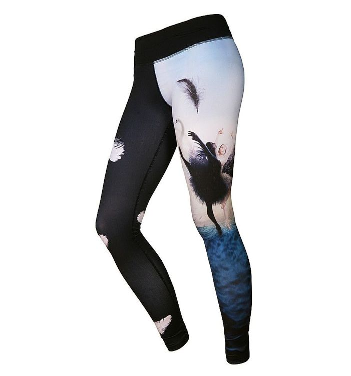 Legginsy Feel J Swan