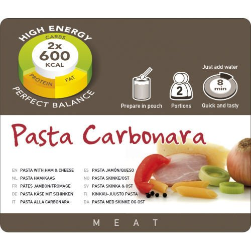 Makaron Carbonara Adventure Food (2 Porcje)