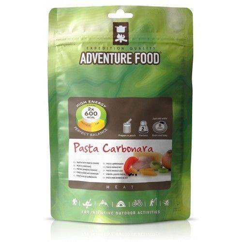 Makaron Carbonara Adventure Food 2 Porcje