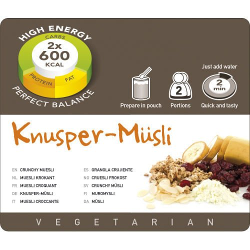 Musli Adventure Food 2 Porcje