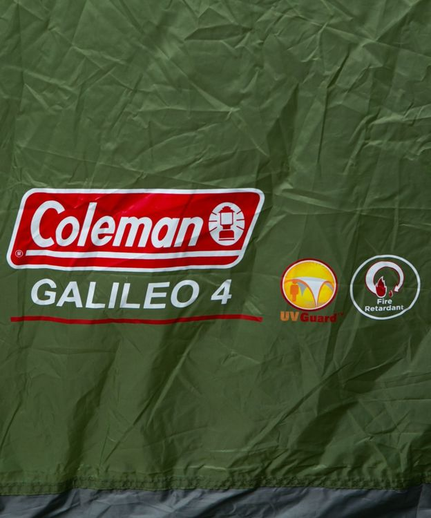 Namiot 4-osobowy Coleman Galileo 4