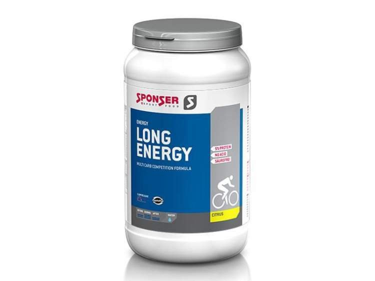 Napój SPONSER LONG ENERGY mix owoców 1200g
