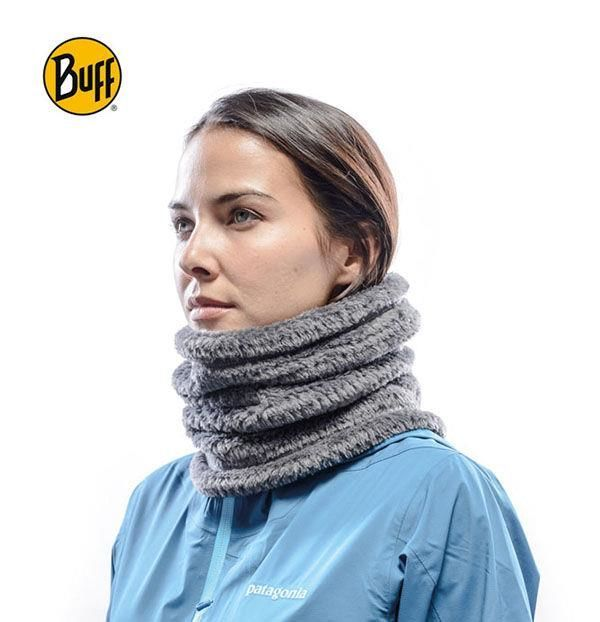 Neckwarmer & Head-Liner Buff DREAM BLUE / MEDIEVAL BLUE