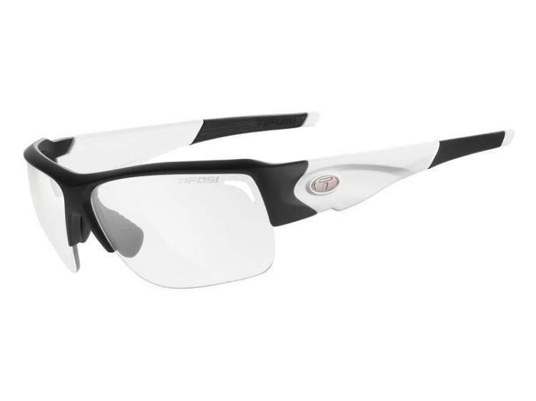 Okulary TIFOSI ELDER FOTOTEC black white (Light Night fotochrom)