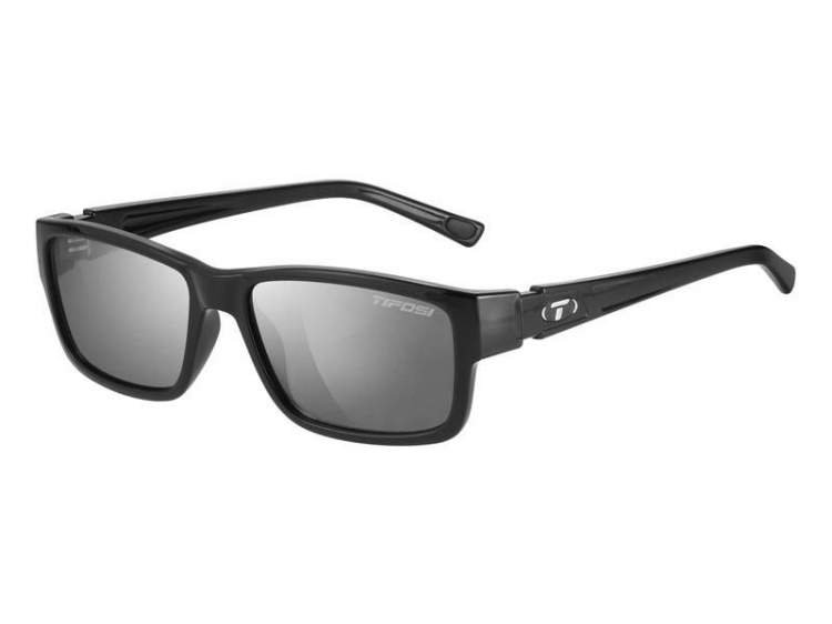 Okulary TIFOSI HAGEN gloss black (Smoke)