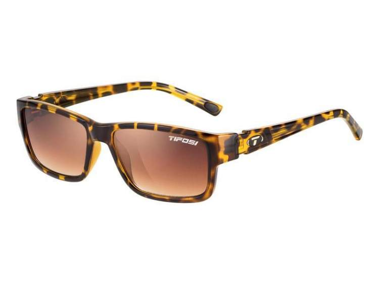 Okulary TIFOSI HAGEN leopard (Brown Gradient)