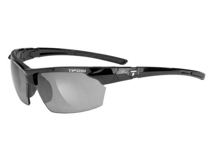 Okulary TIFOSI JET gloss black (Smoke GG)