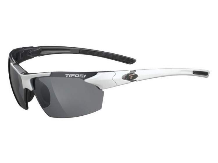 Okulary TIFOSI JET white gunmetal (Smoke GG)