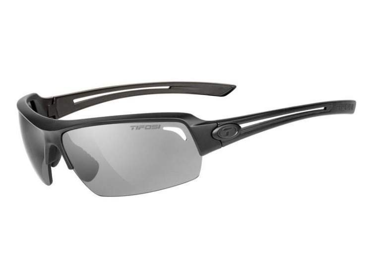 Okulary TIFOSI JUST matte black (Smoke)