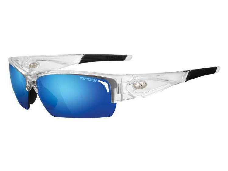 Okulary TIFOSI LORE CLARION crystal clear (Clarion Blue, AC Red, Clear)