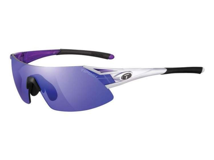Okulary TIFOSI PODIUM XC CLARION crystal purple (Clarion Purple, AC Red, Clear)