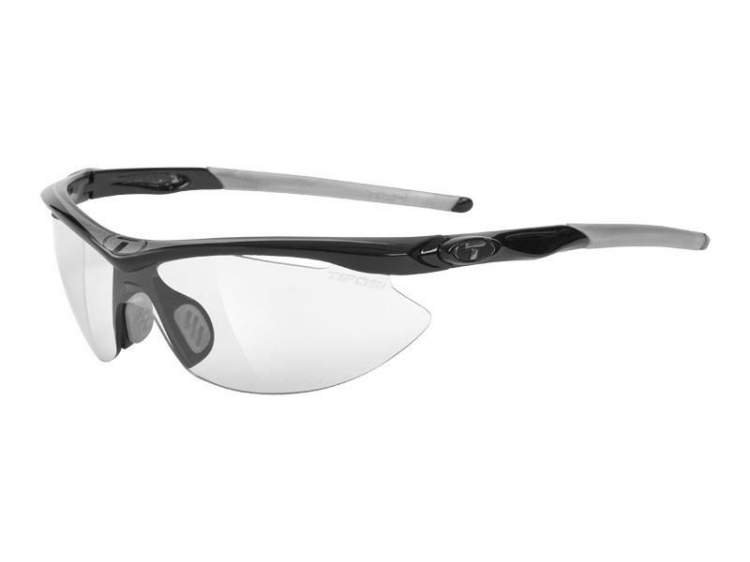 Okulary TIFOSI SLIP FOTOTEC race silver (Light Night fotochrom)