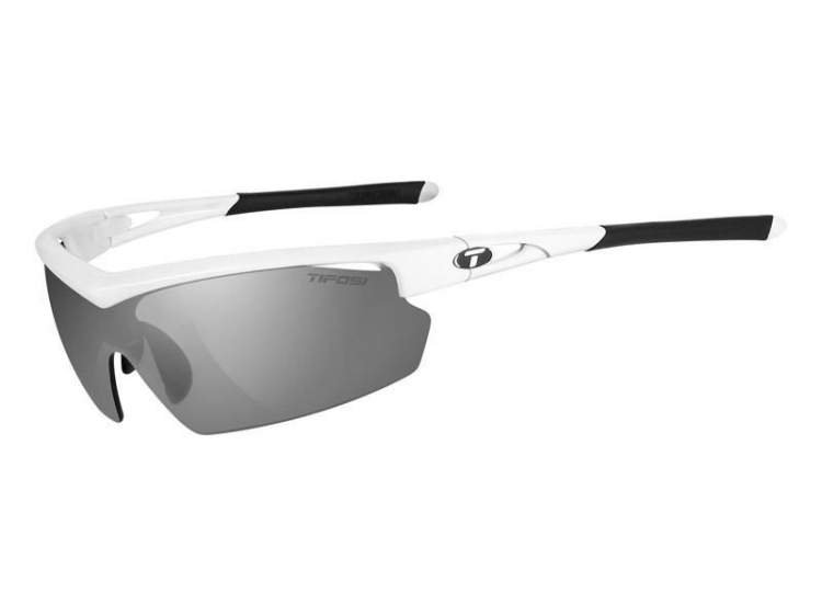 Okulary TIFOSI TALOS pearl white (Smoke, AC Red, Clear)