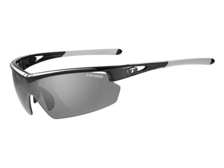 Okulary TIFOSI TALOS race silver (Smoke, AC Red, Clear)