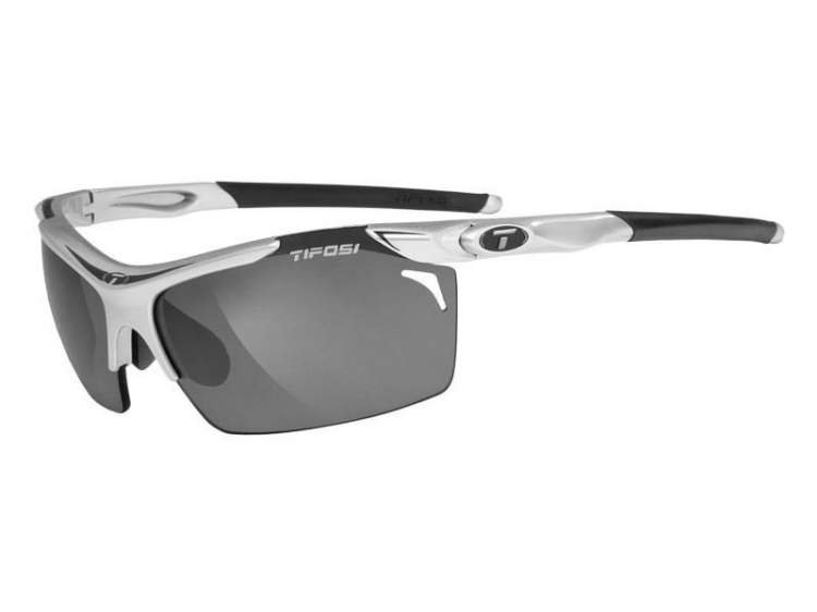 Okulary TIFOSI TEMPT race black (Smoke, AC Red, Clear)