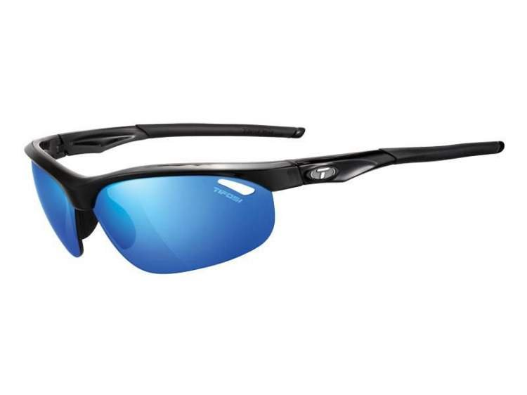 Okulary TIFOSI VELOCE CLARION gloss black (Clarion Blue, AC Red, Clear)