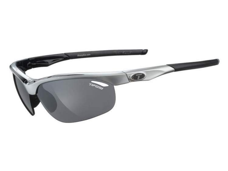 Okulary TIFOSI VELOCE race black (Smoke, AC Red, Clear)