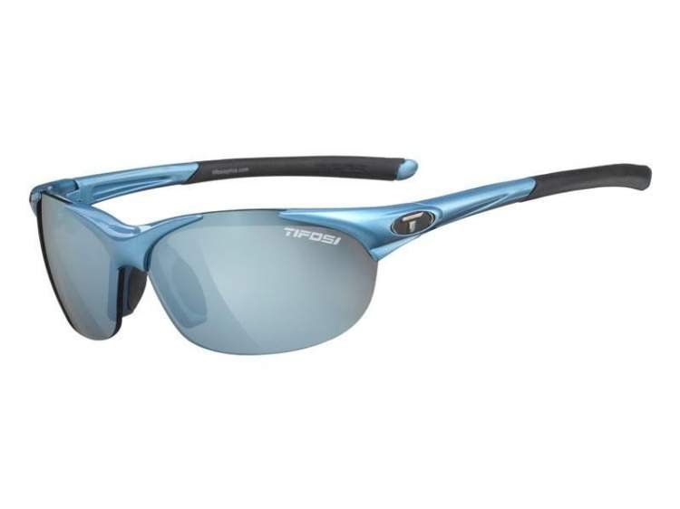 Okulary TIFOSI WISP pacific blue (Smoke Bright Blue, AC Red, Clear)