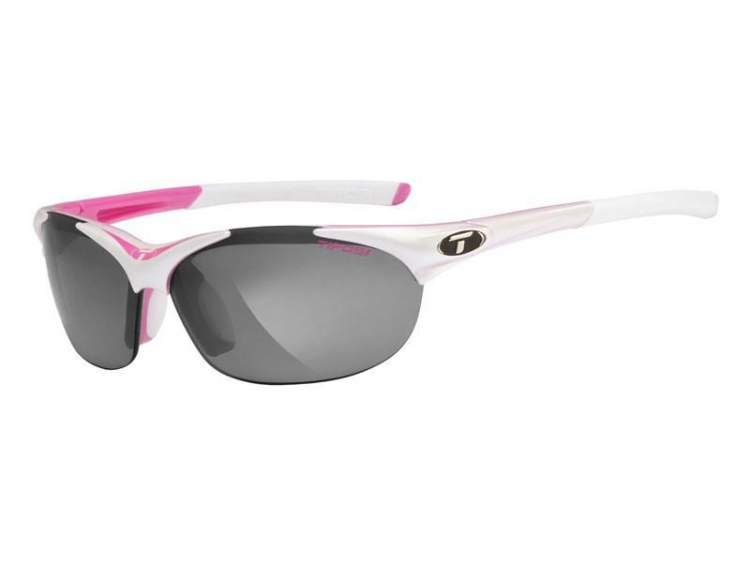 Okulary TIFOSI WISP race pink (Smoke, AC Red, Clear)
