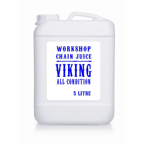 Olej do łańcucha Juice Lubes Workshop Chain Viking Juice - 5 L
