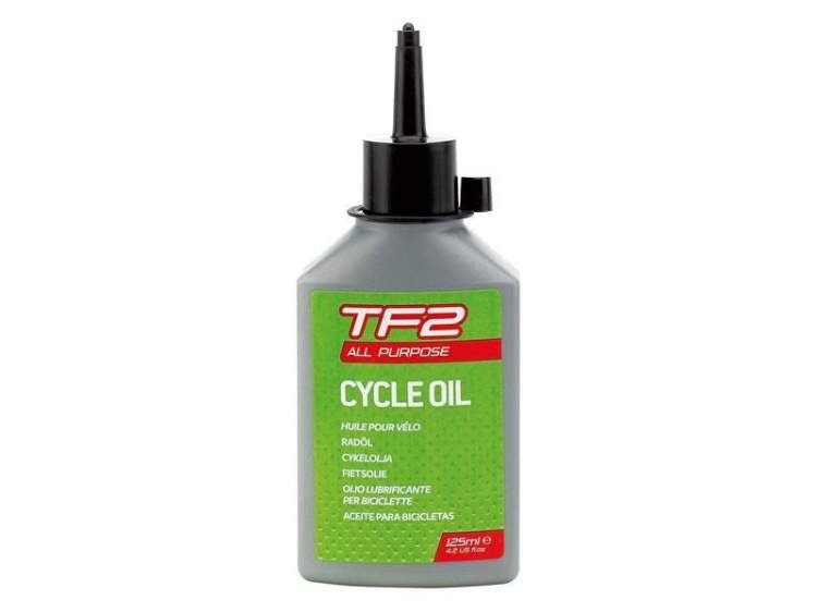 Olej do łańcucha WELDTITE TF2 CYCLE OIL ALL WEATHER 125ml