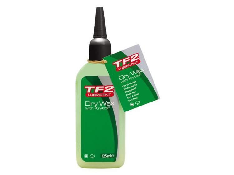 Olej do łańcucha WELDTITE TF2 DRY WAX WITH KRYTOX 125ml