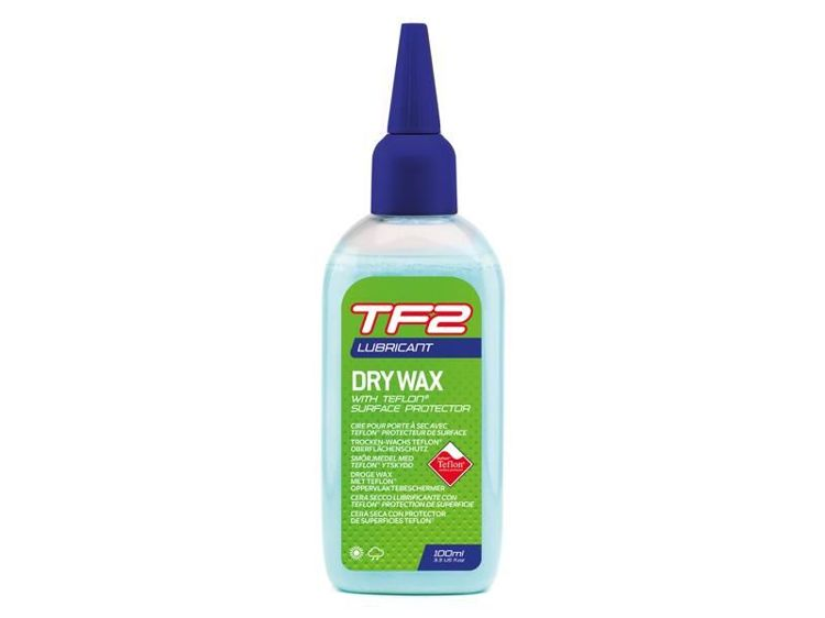 Olej do łańcucha WELDTITE TF2 TEFLON DRY WAX 100ml
