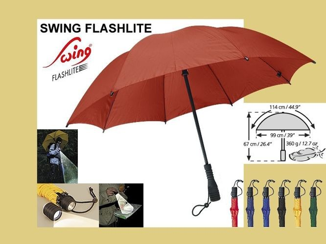 Parasolka EuroSchirm Swing Flashlite