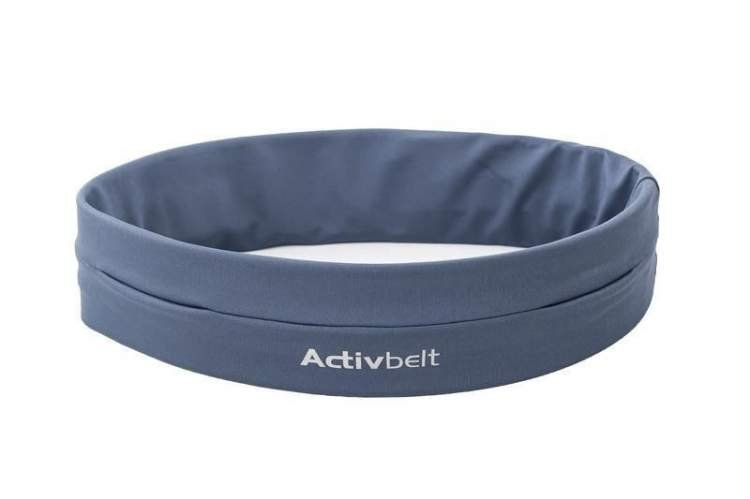 Pas do Biegania ActivBelt Graphite