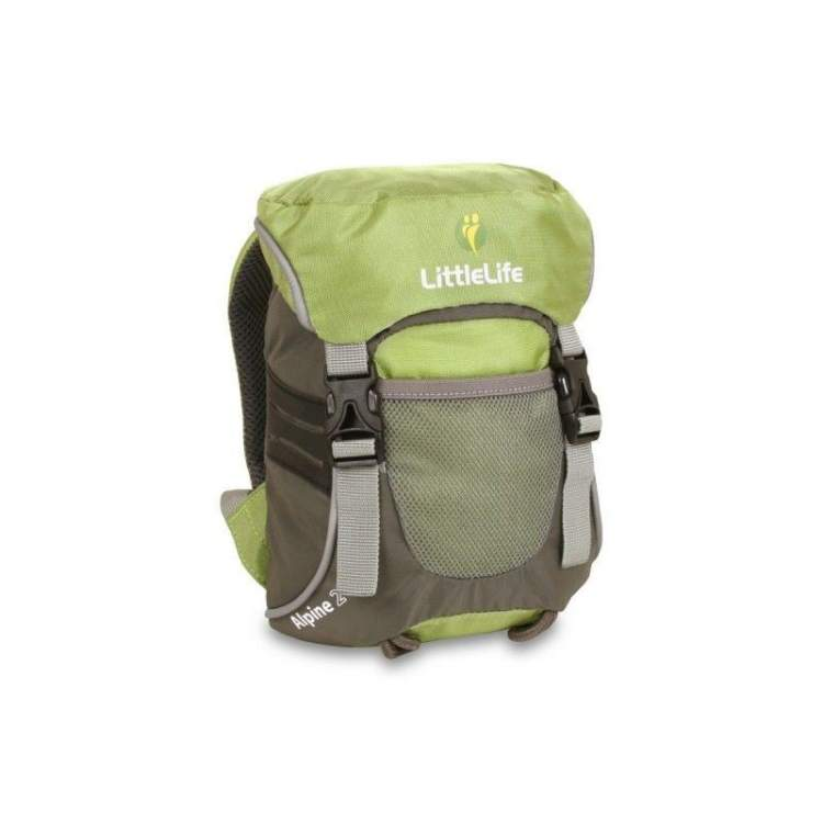 Plecaczek LittleLife Alpine 2 Green