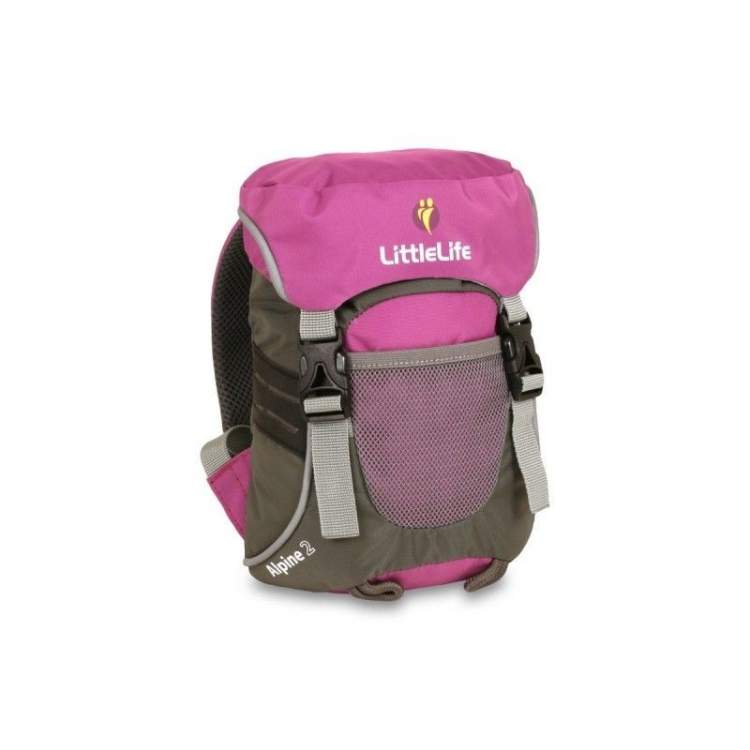 Plecaczek LittleLife Alpine 2 Purple