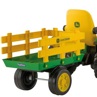 Pojazd akumulatorowy Peg Perego John Deere Ground Force