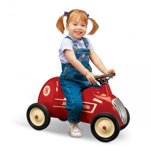 Pojazd dziecięcy RADIO FLYER Little Red Roadster TM (Model 8)
