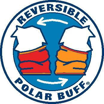 Polar Buff® Reversible BUBBLEWAVES