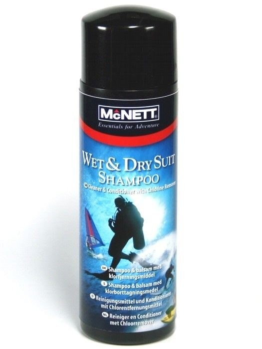 Preparat do prania McNett Wet&Dry Suit Shampoo 250 ml