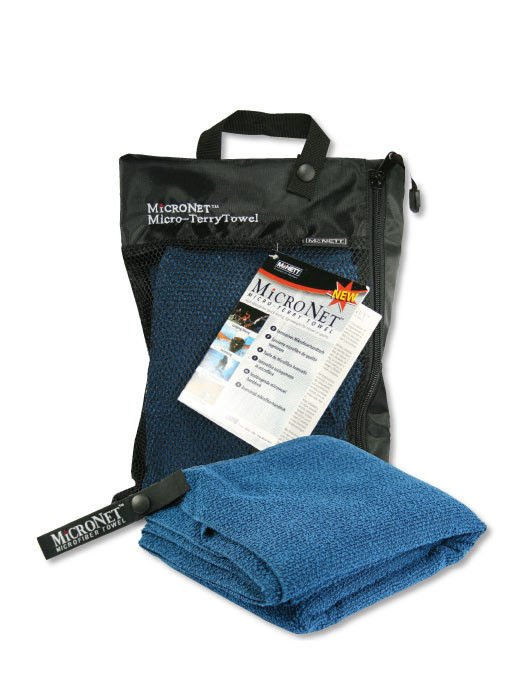 Ręcznik McNett Terry Towel Dark Blue Large 69041